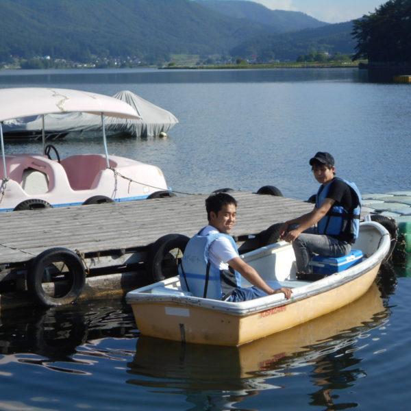 AM7:00集合(大町木崎湖)6月26日釣り紀行 今回はワカサギ釣りに挑戦