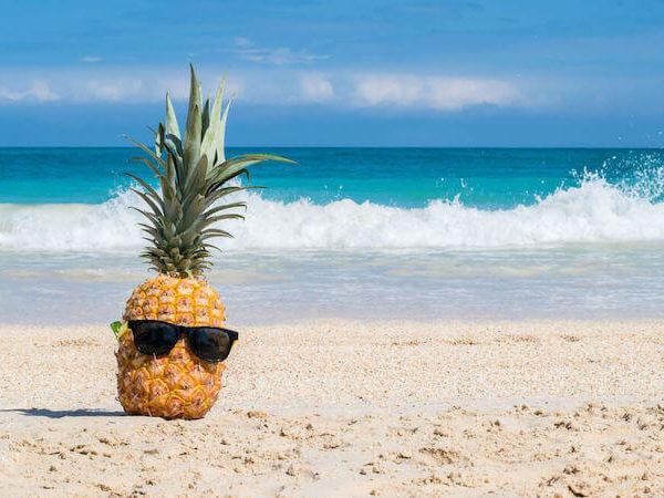 ハワイ パイナップル